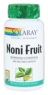 Solaray - Noni Fruit 400 mg. - 100