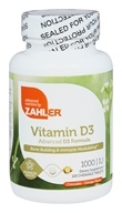 Zahler - Vitamin D3 Orange Flavor 1000 IU