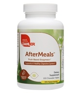 Zahler - AfterMeals - 100 Chewable Tablets