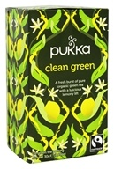 Pukka Herbs - Organic Herbal Tea Clean Green