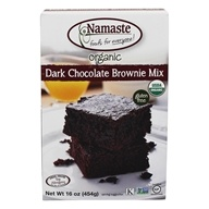 Namaste Foods - Organic Dark Chocolate Brownie Mix