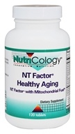 Nutricology - NT Factor Healthy Aging - 120