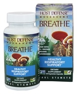 Fungi Perfecti - Host Defense Mushrooms Breathe -