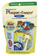 Breath-Less Fizzy Plaque Zapper for Medium to Large Water Bowls