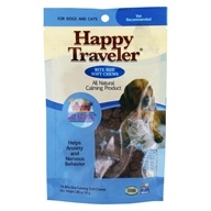 Happy Traveler Pet Calmer For Cats and Dogs