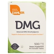 Zahler - DMG 500 mg. - 90 Chewable
