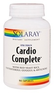 Solaray - Extra Strength Cardio Complete - 90