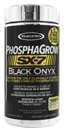 Muscletech Products - PhosphaGrow SX-7 Black Onyx -