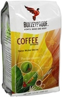 Bulletproof - Upgraded Decaf Ground Coffee - 12