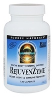 Source Naturals - Rejuvenzyme - 120 Capsules