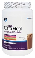Metagenics - UltraMeal Advanced Protein Dutch Chocolate Flavor