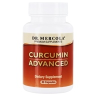 Dr. Mercola Premium Products - Curcumin Advanced -