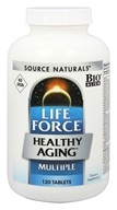 Source Naturals - Life Force Healthy Aging Multiple