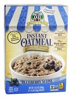 Bakery On Main - Instant Oatmeal Blueberry Scone