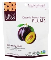 Fruit Bliss - Organic French Agen Plums -