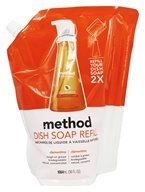 Method - Dish Soap Refill Clementine - 36
