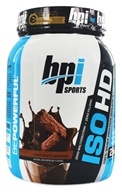 BPI Sports - ISO-HD 100% Whey Protein Isolate