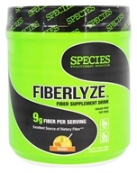 Species Nutrition - Fiberlyze Fiber Supplement Drink Mango