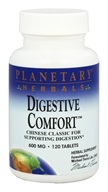Planetary Herbals - Digestive Comfort 600 mg. -