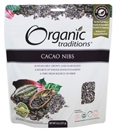 Organic Traditions - Cacao Nibs - 8 oz.