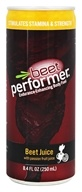 Beet Performer - Beet Juice with Passion Fruit