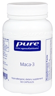 Pure Encapsulations - Maca-3 - 60 Vegetarian Capsules