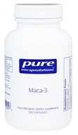 Pure Encapsulations - Maca-3 - 120 Vegetarian Capsules