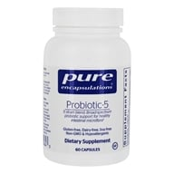 Pure Encapsulations - Probiotic-5 - 60 Vegetarian Capsules