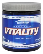 Vitality for Men Pharmaceutical Grade Vitamin & Mineral Formula