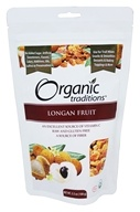 Organic Traditions - Longan Fruit - 3.5 oz.