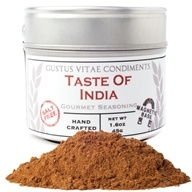 Gustus Vitae - Taste of India Seasoning -