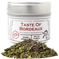 Gustus Vitae - Taste of Bordeaux Seasoning -