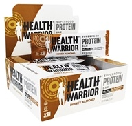 Health Warrior - Superfood Protein Bar Honey Almond