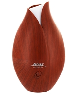 NOW Foods - Faux Wooden Ultrasonic Oil Diffuser