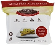 Ener-G - Select Biscotti Cranberry - 8.5 oz.