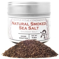 Gustus Vitae - Natural Smoked Sea Salt -