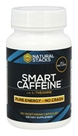 Natural Stacks - Smart Caffeine - 60 Vegetarian