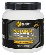 Natural Stacks - Natural Protein Raw Ecuadorian Cacao