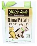 Natural Pet Calm Herb Pack