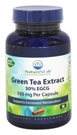 Nature's Lab - Green Tea Extract 50% EGCG