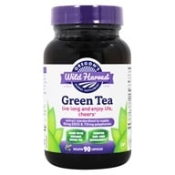 Oregon's Wild Harvest - Green Tea - 90