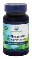 Nature's Lab - L-Theanine 200 mg. - 60