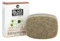 Amazing Herbs - Black Seed Oatmeal & Honey