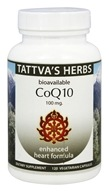 Tattva's Herbs - Organic CoQ10 Enhanced Heart Formula