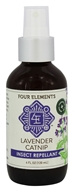 Four Elements Herbals - Insect Repellent Lavender Catnip