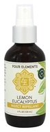 Four Elements Herbals - Insect Repellent Lemon Eucalyptus