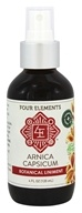 Four Elements Herbals - Botanical Liniment Arnica Capsium