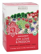 Four Elements Herbals - Organic Herbal Tea Joy,