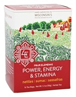 Four Elements Herbals - Organic Herbal Tea Power,