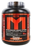 MTS Nutrition - Machine Whey Banana Cream Pie